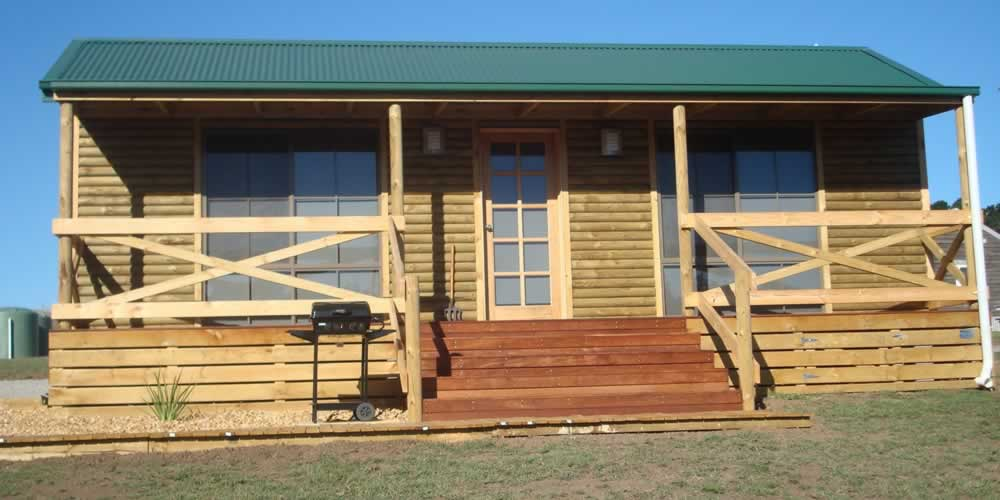Buchan Accommodation - Riverview Cottages